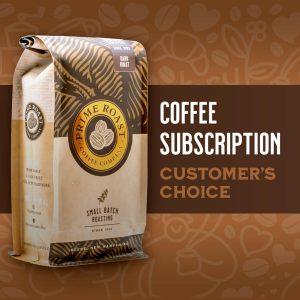 Customer's Choice Coffee Club
