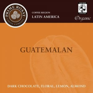 Guatemalan Medium and Dark Coffee Prime Roast Keene Nh