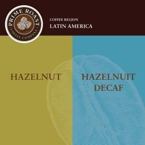 Hazelnut Flavored Coffee Prime Roast Keene NH