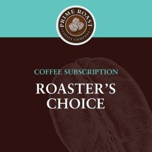 Roaster's Choice Coffee Club