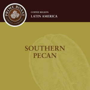Southern Pecan Flavored Coffee Prime Roast Keene NH