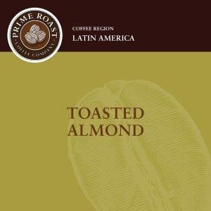 Toasted Almond Flavored Coffee Prime Roast Keene NH