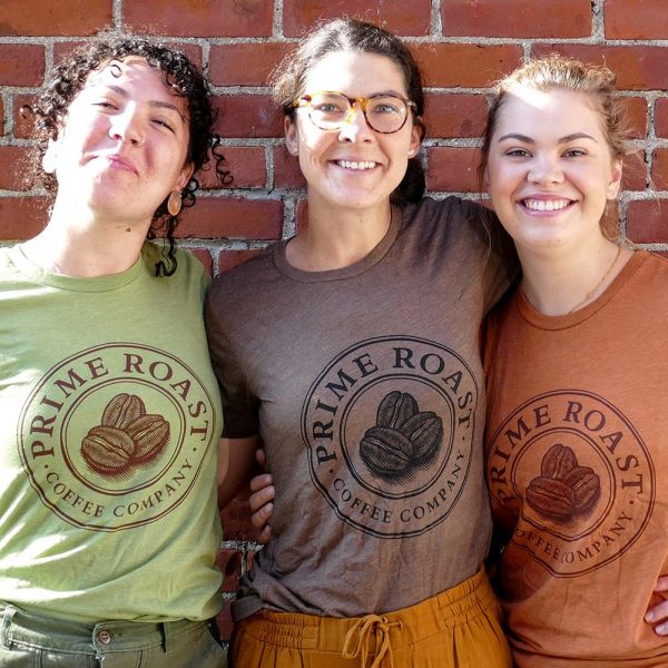 Prime Roast T-Shirt Colors