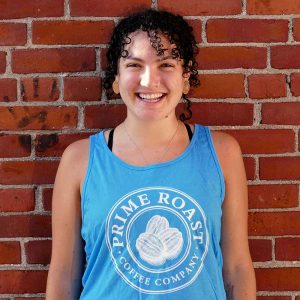 Blue Prime Roast Tank Top