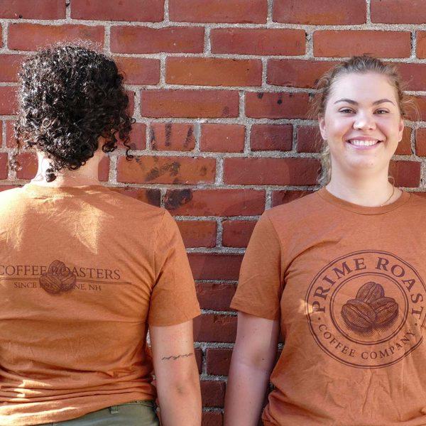 Orange Prime Roast Shirt
