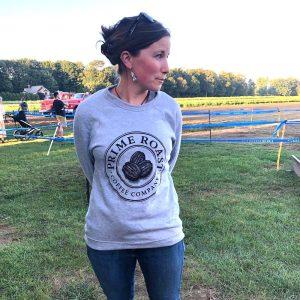 Prime Roast Crew Neck Sweatshirt in Grey