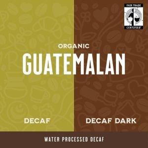 Guatemalan Decaf Medium and Dark Roast from Prime Roast in Keene, NH